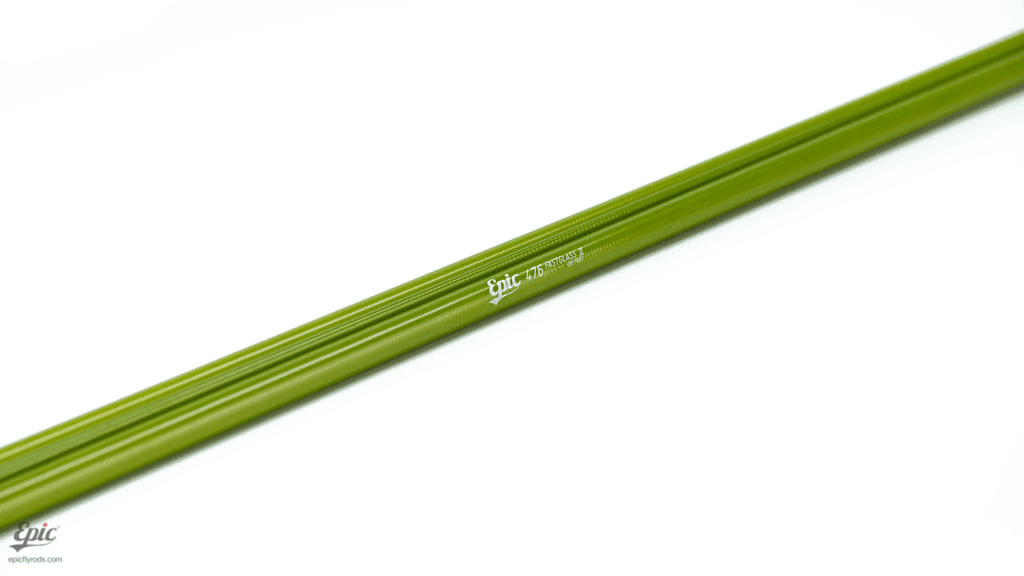 476 FastGlass Fly Rod