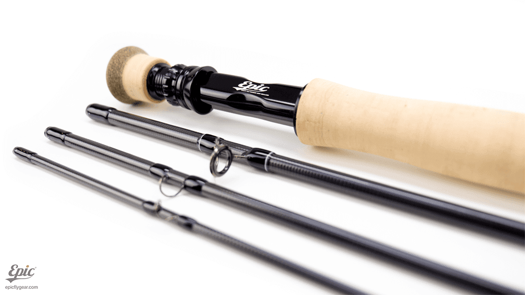 890 C Carbon Fiber Fly Rod